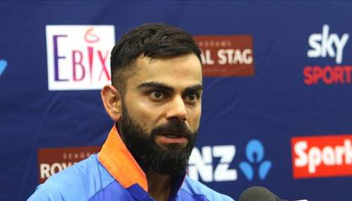 Hamilton ODI: कोहली ने बताया - रॉस टेलर नहीं, इस खिलाड़ी ने छीन ली टीम इंडिया से जीत
