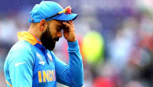 IND vs NZ: कोहली की कप्तानी में लग गया 'दाग', 6 साल में भारत की सबसे बुरी हार