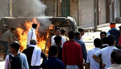 हिंसा के चलते नॉर्थ ईस्ट दिल्ली के स्कूल मंगलवार को रहेंगे बंद, बोर्ड परीक्षाओं को लेकर भी हुआ ऐलान
