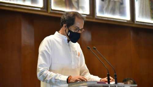 Maharashtra CM Uddhav Thackeray took oath as MLC