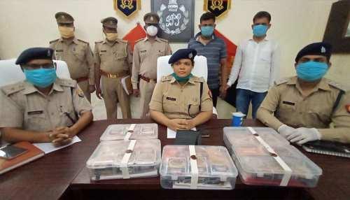 ब्रांडेड मसालों का डुप्लीकेट बेचने वाले गिरोह का भंडाफोड़, फैक्ट्री मालिक समेत 11 गिरफ्तार