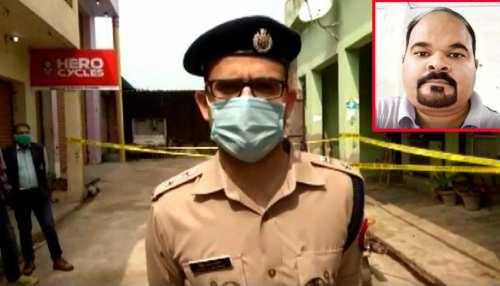 बरेली: हिंदू युवा वाहिनी जिला उपाध्यक्ष संजय सिंह की चाकुओं से गोदकर हत्या, घटना CCTV में कैद