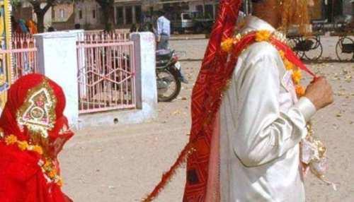 अमेठी में 13 साल की बच्ची को घर से अगवा कर जबरन करा दी शादी, पुलिस बचा कर लाई