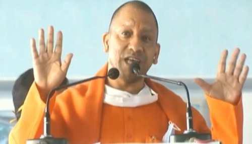 किसानों से राम-राम तो अपराधियों का करें राम नाम सत्य, मेरठ में गरजे CM योगी