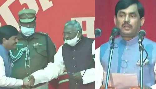 Bihar में विभागों का हुआ बंटवारा, शाहनवाज को मिला ये अहम विभाग, जानें किसे क्या मिला
