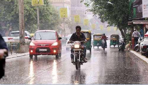 Bihar Weather Update: बिहार में मौसम ने की करवट, इन इलाकों में हो सकती है बारिश