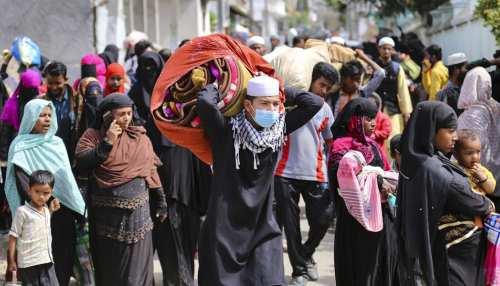 रोहिंग्याओं को Jammu-Kashmir में बसाने के लिए Pakistan और UAE से हो रही थी फंडिंग, जांच में हुआ बड़ा खुलासा