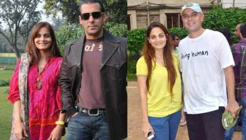 salman khan sister and atul Agnihotri wife alvira khan does not like to come in limelight
