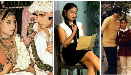 अमिताभ को बुरे दौर से निकालकर, जया ने ऐसे बनाया फिल्म इंडस्ट्री का 'शहंशाह'