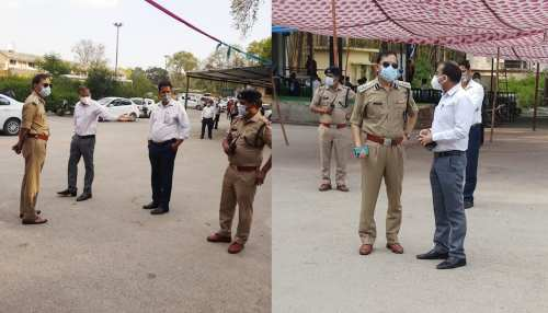 देहरादून की सीमाओं पर बढ़ी चौकसी, बिना पंजीकरण कराए पहुंच रहे लोगों को लौटा रही है पुलिस