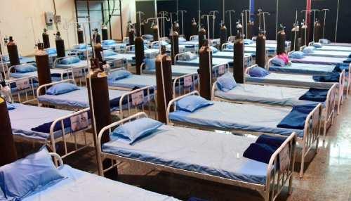 Corona: सेना ने संभाला मोर्चा, बेस हॉस्पिटल में बड़े स्तर पर ऑक्सीजन, बेड्स, ICU की हो रही व्यवस्था