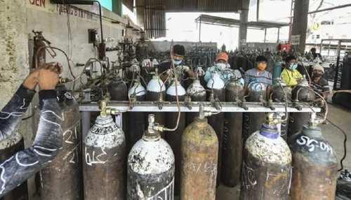 Rajasthan में 334 मेट्रिक टन Oxygen की खपत, 15 मई तक 795 मेट्रिक टन की जरूरत