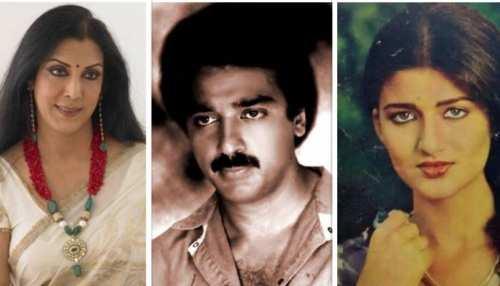 kamal hassan became father during extra marital affair with sarika cheated wife vaani ganpati