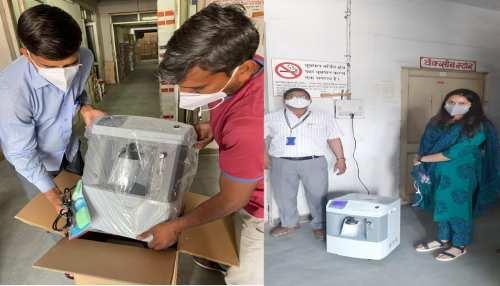 Rajasthan में आ रहे हैं 28000 से ज्यादा ऑक्सीजन कंसंट्रेटर, जानें किस जिले को कितने मिलेंगे