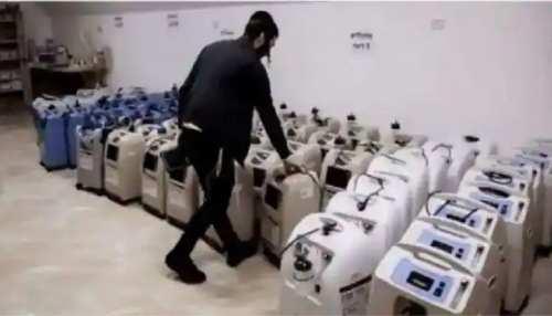 Rajasthan: RMSCL ने अब तक 30950 Oxygen Concentrator के लिए क्रयादेश जारी, 635 मिले