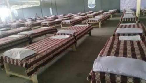 Begusarai: बहन की कोरोना संक्रमण से हुई थी मौत, अब अपने स्कूल को ही बना दिया मिनी अस्पताल