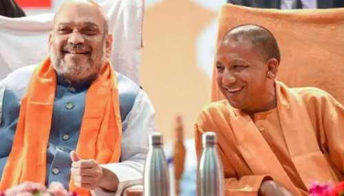 अचानक दिल्ली पहुंचे CM योगी, अमित शाह से मिले; कल PM मोदी से करेंगे मुलाकात