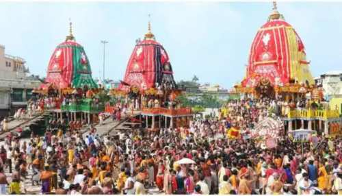 Snan Purnima-Rathyatra ପାଇଁ ପ୍ରସ୍ତୁତି ଜାରି; ଟିକାକରଣ ସାରିବାକୁ ଅଣ୍ଟାଭିଡି଼ଲା ପ୍ରଶାସନ