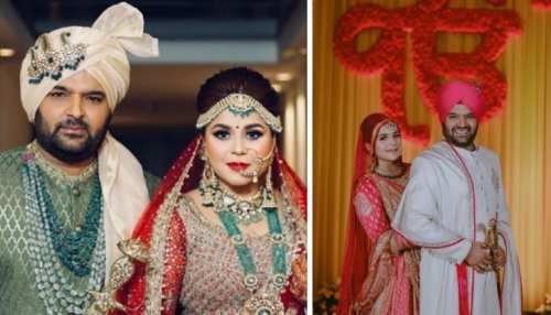 kapil sharma and ginni wrote actual definition of love through their love story