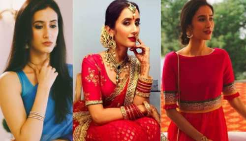 Who is Namita Dubey TVF Aspirants lead actress dhairya see her beautiful photos new national crush of india