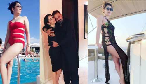Sanjay Dutt wife Manyata Dutt was c grade movie actress unknown Facts in hindi