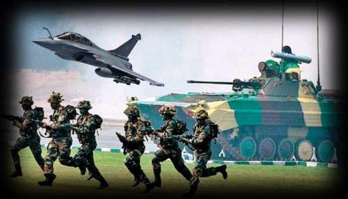 भारतीय सेना में धुरंधरों का ग्रुप: जो टैंक भी चलाएंगे, रफाल भी उड़ाएंगे