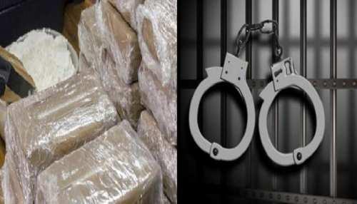 पंचायत चुनाव के बीच एक्शन में पुलिस! 3 करोड़ की ब्राउन शुगर के साथ 3 तस्कर गिरफ्तार