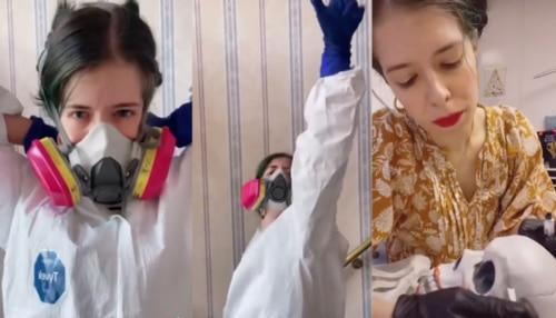 Weird News: मुर्दों का मेकअप करती है महिला, इस्तेमाल करती है हजारों के महंगे प्रोडक्ट्स