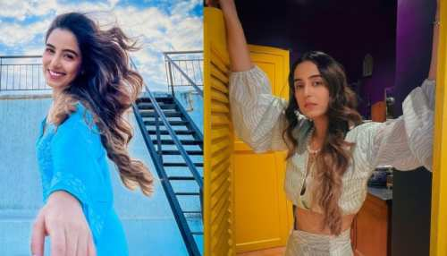 Birthday girl Srishty Rode very special and cute pictures viral