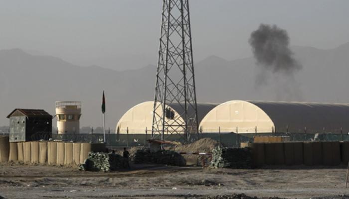 काबुल सैन्य हवाईअड्डे पर आतंकवादी हमला