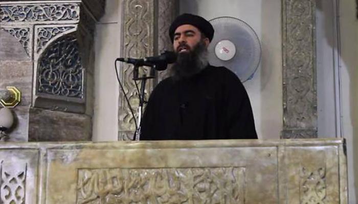 पहली बार दुनिया के सामने आया अबु बकर अल-बगदादी