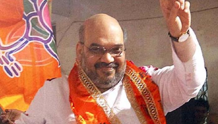 BJP अध्यक्ष के रूप में अमित शाह के नाम की आज हो सकती है घोषणा