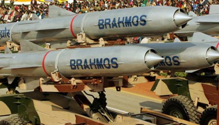 ब्रह्मोस मिसाइल के उन्नत संस्करण का सफल परीक्षण