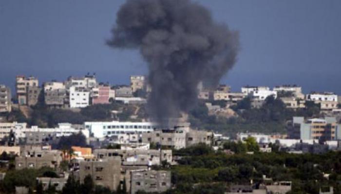 'इजरायली हवाई हमलों में गाजा में 200 से अधिक मरे'