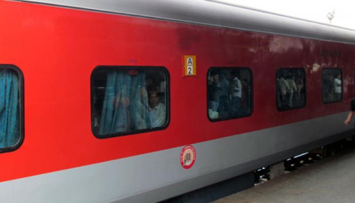 बिहार: नक्सलियों ने गया में रेल ट्रैक उड़ाया, बाल-बाल बची भुवनेश्वर राजधानी एक्सप्रेस
