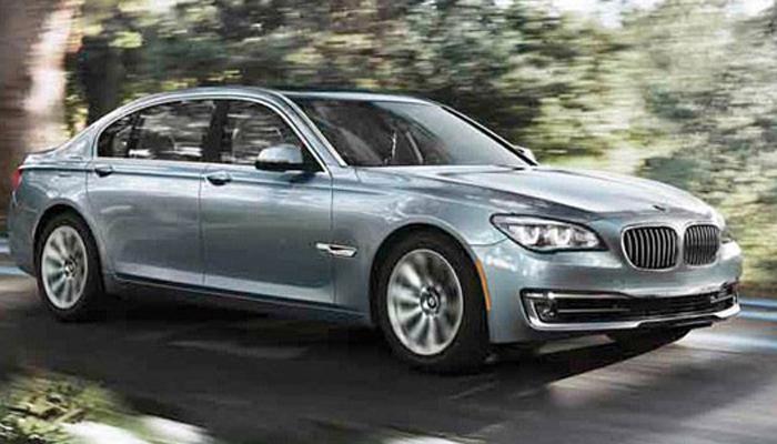 BMW ने भारत में लॉन्च की ActiveHybrid-7 सेडान कार, कीमत 1.35 करोड़