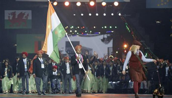 ग्लासगो : रंगारंग और भव्य समारोह के साथ हुई 20वें कॉमनवेल्थ गेम्स की शुरुआत, परेड में सबसे पहले आया भारतीय दल