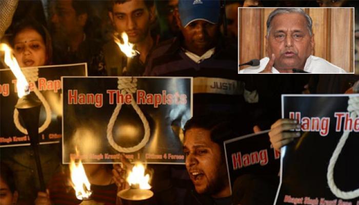 मेरठ गैंगरेप : मुलायम बोले-आरोपियों पर होगी सख्त कार्रवाई