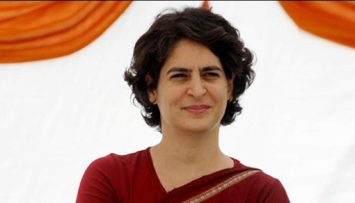 प्रियंका ने कांग्रेस पार्टी में अहम पद संभालने की अटकलों को खारिज किया