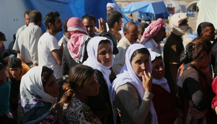 इराकी गांव में जेहादियों ने किया नरसंहार, अंतरराष्ट्रीय सहायता के प्रयास तेज