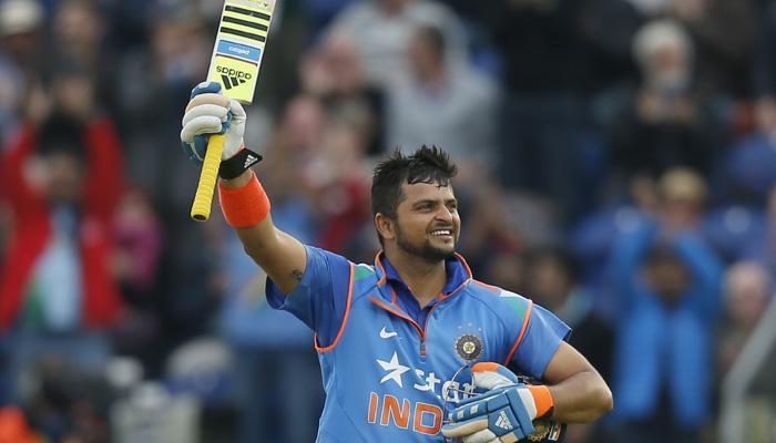 कार्डिफ वनडे: सुरेश रैना के आक्रामक शतक की बदौलत भारत ने इंग्लैंड को 133 रनों से रौंदा