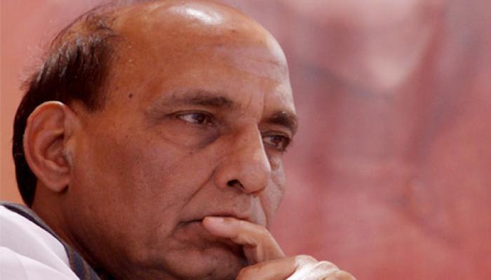 अफवाहों पर बोले राजनाथ, आरोप सिद्ध हुआ तो ले लूंगा संन्यास, PMO भी साथ