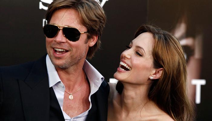 Angelina Jolie & Brad Pitt: Romance through the years