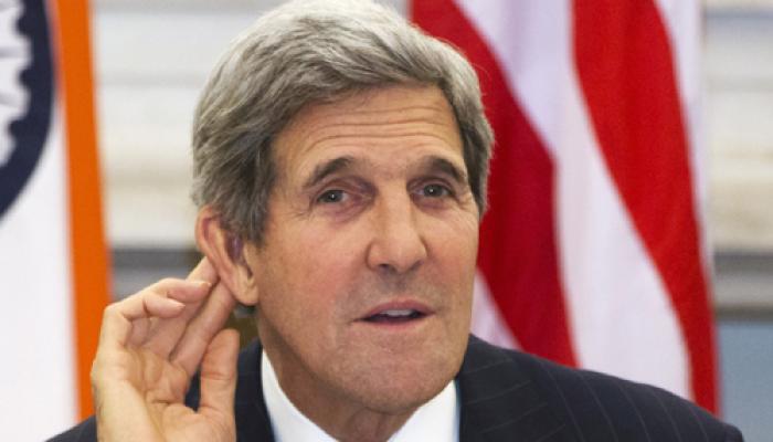 आईएसआईएस से निपटने के लिए वैश्विक गठबंधन की जरूरत : जॉन केरी