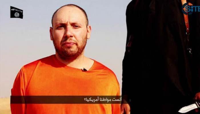 ISIS के आतंकियों ने अमेरिका के एक और पत्रकार का सिर कलम किया, वीडियो जारी