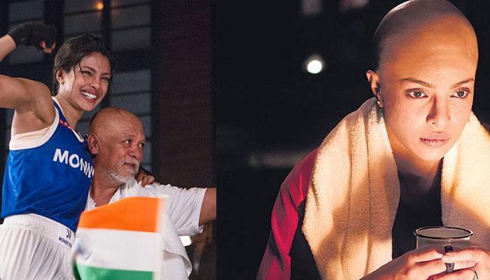 मैरीकाम ने प्रियंका चोपड़ा के अभिनय को सराहा