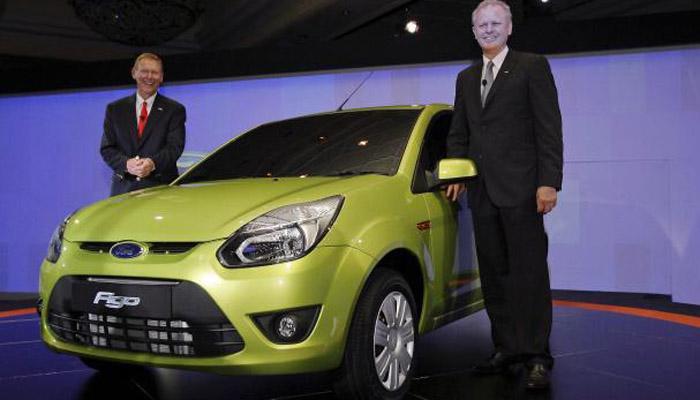 फोर्ड ने लॉन्च की नई कार फिगो, कीमत 6.09 लाख रुपए