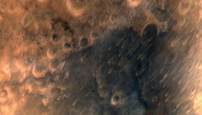 भारत के मार्स ओर्बिटर मिशन ने लाल ग्रह मंगल की पहली तस्वीरें भेजीं