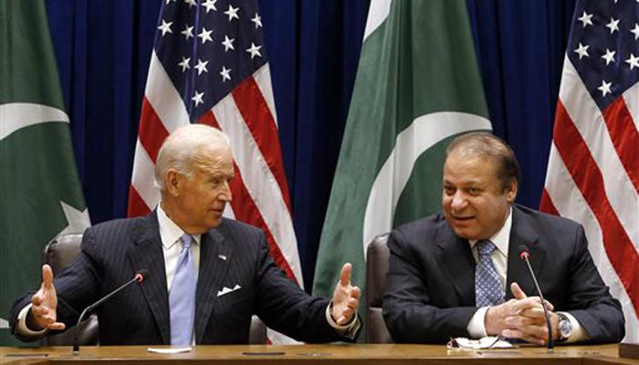 अमेरिका पाकिस्तान में लोकतंत्र के समर्थन में : बाइडेन