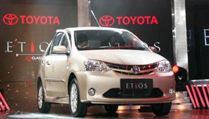 टोयोटा ने लॉन्च किया इटियॉस और लिवा कार का अपडेटेड वर्जन